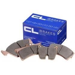 CL BRAKES RC5+ Front Brake Pads for Peugeot 207 RC Rallye Asphalte or Renault Clio II 3.0 V6. Bromsbelägg pads för en säker sege