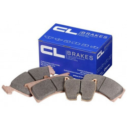 CL BRAKES RC5+ Front Brake Pads for Porsche 996 or 997