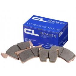 CL BRAKES RC5+ Rear Brake Pads for Porsche 997. Bromsbelägg pads för en säker seger.