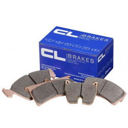 CL BRAKES RC5+ Front or Rear Brake Pads for Renault Alpine A310 or R5 Turbo 1 and 2