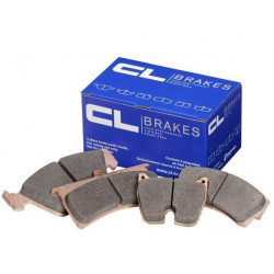 CL BRAKES RC5+ Rear Brake Pads for Subaru Impreza