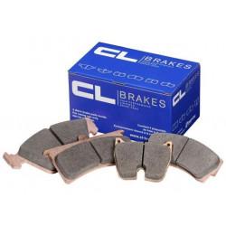 CL BRAKES RC5+ Rear Brake Pads for Subaru Impreza or Legacy