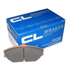 CL BRAKES RC6 Front Brake Pads for Alfa Romeo 155 or GTV. Bromsbelägg pads för en säker seger.