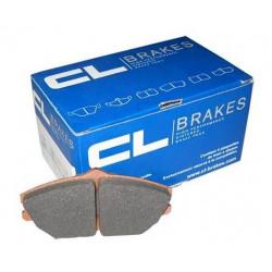 CL BRAKES RC6 Rear Brake Pads for Alfa Romeo 75 or Porsche 911. Bromsbelägg pads för en säker seger.
