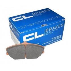 CL BRAKES RC6 brake pads for AUDI S3 BMW M3 E46 335i E92 Z4M Subaru Impreza front. Bromsbelägg pads för en säker seger.