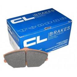 CL BRAKES RC6 Front Brake Pads for BMW E30 or Peugeot 306. Bromsbelägg pads för en säker seger.
