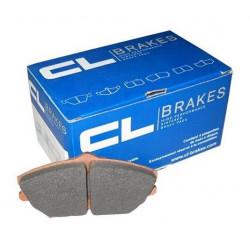CL BRAKES RC6 Front Brake Pads for BMW E36 M3 or BMW E92 M3 6 Pistons. Bromsbelägg pads för en säker seger.