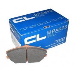 CL BRAKES RC6 Rear Brake Pads for BMW E36 or Z3. Bromsbelägg pads för en säker seger.