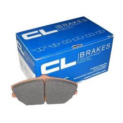 CL BRAKES RC6 Front Brake Pads for BMW E82 135i. Bromsbelägg pads för en säker seger.