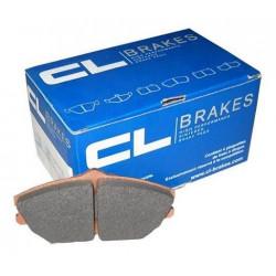 CL BRAKES RC6 Front Brake Pads for Citroen C2 DS3 or Peugeot 206. Bromsbelägg pads för en säker seger.