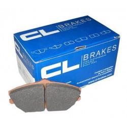 CL BRAKES RC6 Front Brake Pads for Citroen Saxo or Peugeot 106. Bromsbelägg pads för en säker seger.