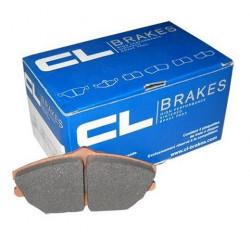 CL BRAKES RC6 Rear Brake Pads for Lotus Elise Esprit Exige