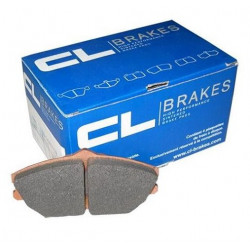 CL BRAKES RC6 Front Brake Pads for Lotus Esprit or Rear Pads for Citroen DS3 R3 or Saxo 1.6 Super 1600
