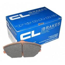 CL BRAKES RC6 Front Brake Pads for Nissan 200 SX or Subaru Impreza
