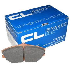 CL BRAKES RC6 Front or Rear Brake Pads for Peugeot 206 WRC Asphalte or Peugeot 307 WRC