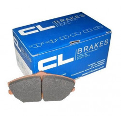 CL BRAKES RC6 Front or Rear Brake Pads for Renault Alpine A110 1300 or 1600