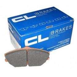 CL BRAKES RC6 Rear Brake Pads for Subaru Impreza I or Subaru Legacy. Bromsbelägg pads för en säker seger.
