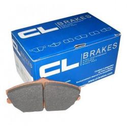 CL BRAKES RC6 Front Brake Pads for Volkswagen Golf IV/V/VI or Scirocco. Bromsbelägg pads för en säker seger.