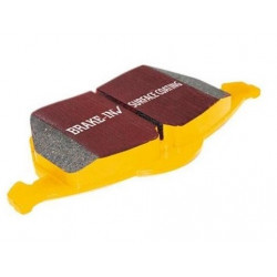 EBC BRAKES YELLOWSTUFF Rear Brake Pads for Audi RS4. bromsbelägg motorsport rally