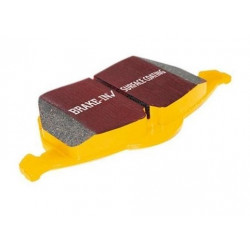 EBC BRAKES YELLOWSTUFF Front Brake Pads for Audi RS4 or R8. bromsbelägg motorsport rally