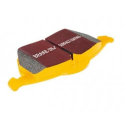 EBC BRAKES YELLOWSTUFF Rear Brake Pads for BMW Z3 Z4
