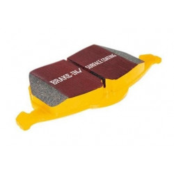 EBC BRAKES YELLOWSTUFF Front Brake Pads for Citroen AX or Peugeot 106 205 309. bromsbelägg motorsport rally