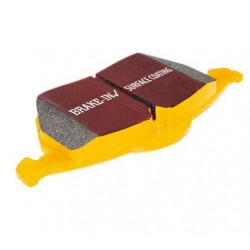 EBC BRAKES YELLOWSTUFF Front Brake Pads for Citroen Xsara or Peugeot 306 406. bromsbelägg motorsport rally