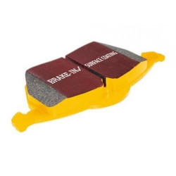 EBC BRAKES YELLOWSTUFF Front Brake Pads for Ford Focus or Mazda 3 MPS or Volvo C30