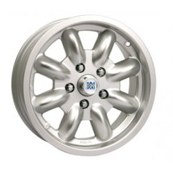 15x8. Minilite rallyfälg. Allt inom motorsport rally och racing.