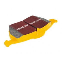 EBC BRAKES YELLOWSTUFF Rear Brake Pads for Ford Focus RS + Other Models
