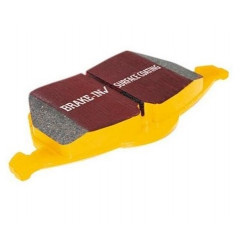 EBC BRAKES YELLOWSTUFF Front Brake Pads for Ford Foucs RS