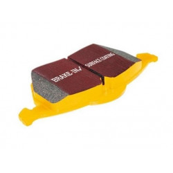 EBC BRAKES YELLOWSTUFF Rear Brake Pads for Peugeot 406
