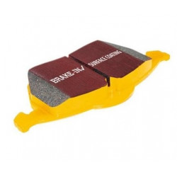 EBC BRAKES YELLOWSTUFF Rear Brake Pads for Subaru Impreza