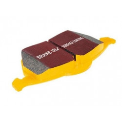 EBC BRAKES YELLOWSTUFF Front Brake Pads for Porsche 911 + Other Models