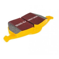 EBC BRAKES YELLOWSTUFF Rear Brake Pads for Mazda MX5