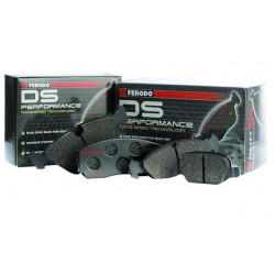 FERODO DS Performance Rear Brake Pads for Peugeot 106 / 206 or Renault Clio I / Super 5 + Other Models. bromsbelägg motorsport r