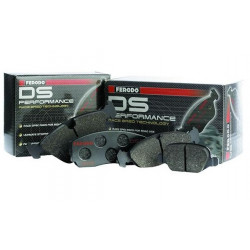 FERODO DS Performance Front Brake Pads for Ford Escort VI
