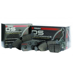 FERODO DS Performance Rear Brake Pads for Honda Civic Integra S2000 + Other Models