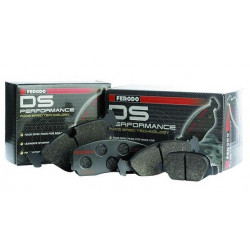 FERODO DS Performance Front Brake Pads for Citroen C2 / C4 or Peugeot 206