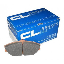 CL BRAKES RC6 Rear Brake Pads for Peugeot 106 206 or Renault Clio I/II