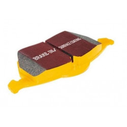 EBC BRAKES YELLOWSTUFF Front Brake Pads for Opel Corsa D