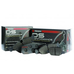 FERODO DS Performance brake pads for RENAULT Clio III or SUZUKI Swift, front