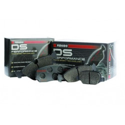FERODO DS Performance Front Brake Pads for Lancia Delta HF + Other Models