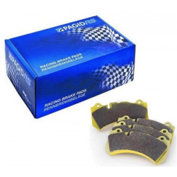 PAGID RS29 brake pads for CITROEN C2 or PEUGEOT 207 or RENAULT Clio III RS rear