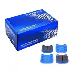 PAGID RS4.2 brake pads for PEUGEOT 206 1.6 Super 1600 or RENAULT Megane 1 Kit Car rear