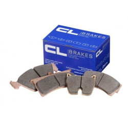 CL BRAKES RC5+ Brake Pads for AP Racing CP2340D43 or Alcon 4463X551 4463X551.4 Calipers