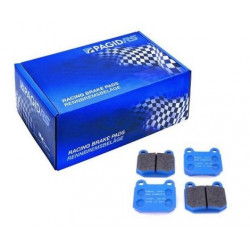 PAGID RS4.2 brake pads for CITROEN AX ZX or PEUGEOT 106 205 front