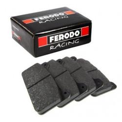 FERODO DS3000 brake pads for FORD Fiesta VI or MAZDA 2 or SUZUKI SWIFT IV, front