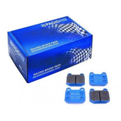 PAGID RS4.2 Rear Brake Pads for Citroen C2 R2 or DS3 R3T or Saxo Super 1600