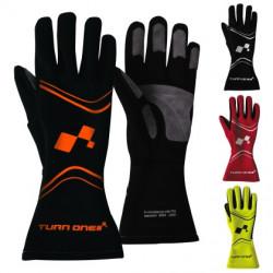 TURN ONE Trend FIA-handskar. Handskar för rally och racing